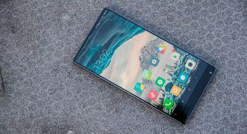Aldri før har vi sett en så lekker mobil som dette