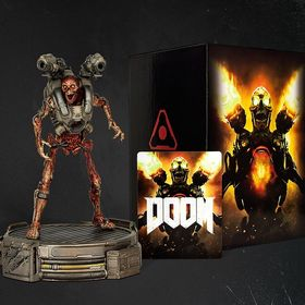 DOOM Collector's Edition.