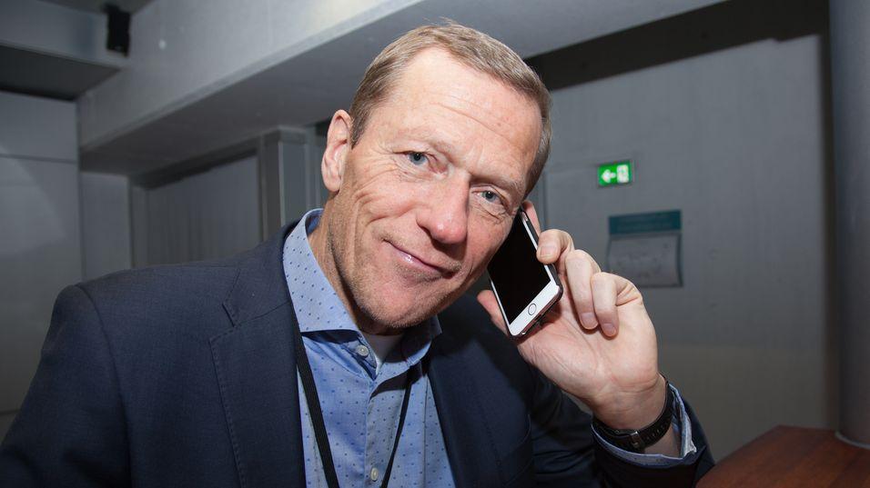 650.000 iPhone-kunder i Telenors nett får nå støtte for Wifi Tale. Det er en fantastisk løsning for de med dekningshull, mener leder i Telenor bedrift, Ove Fredheim.