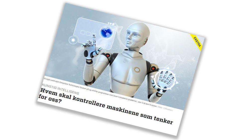 Fra i dag kan du også lese Bloomberg-artikler gjennom abonnementstjenesten TU Ekstra.