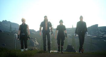 Final Fantasy går nye vegar