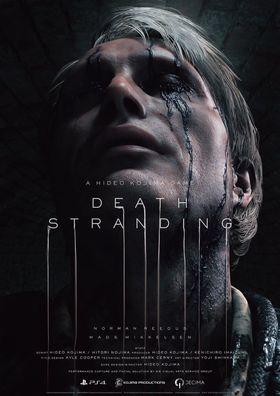 Danske Mads Mikkelsen spiller en mystisk figur i Death Stranding.