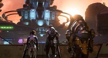 Slik blir det å spille Mass Effect: Andromeda
