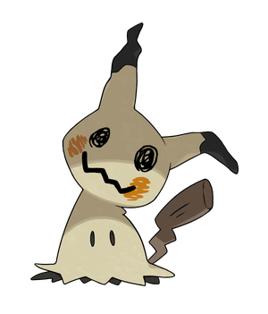 Mimikyu ser kanskje litt skakkjørt ut, men er et sterkt tilskudd til Pokémon-universet.