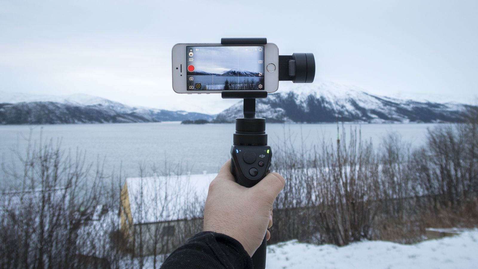 TEST DJI Osmo Mobile