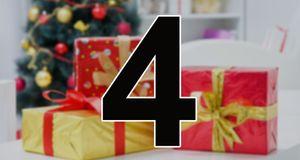 Vi har åpnet luke nummer fire i julekalenderen