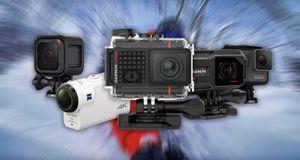Kjøpsguide: Actionkamera Ikke kjøp et actionkamera før du har lest dette