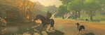 Les Nintendo viser frem enda mer av det nye Zelda-spillets store spillverden