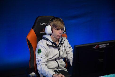 «Snute» fra finalen i Nordic Championship.
