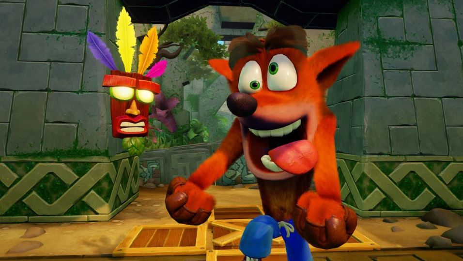Activision skal ha store planer for Crash Bandicoot