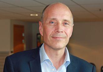 IT-direktør i Nav, Torbjørn Larsen.