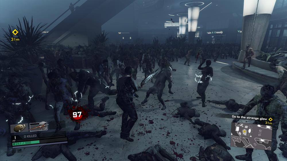Det kryr av zombier.
