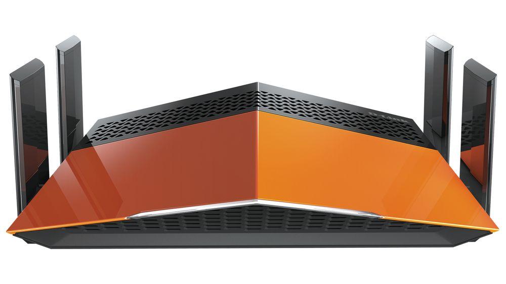 I dag kan du vinne en AC1900 EXO Wi-Fi Gigabit Router (DIR-879) fra D-Link. .