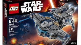 Julekalenderen: Dagens premie er et Star Wars-legosett