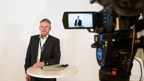 Bjørn Høivik i Atea jobber i tillegg til Atea Klubb og KlubbKontor med LiveArea, en streamingtjeneste for idretten.