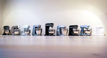 Kjøkkenmaskiner