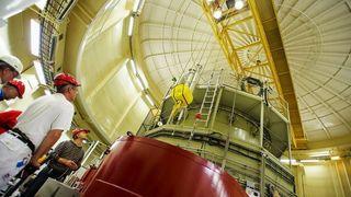 I oktober kom nyheten om at atomreaktoren måtte stenge. Så strømmet oppdragene inn