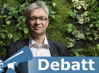Andre Skjelstad, stortingsrepresentant for Venstre.