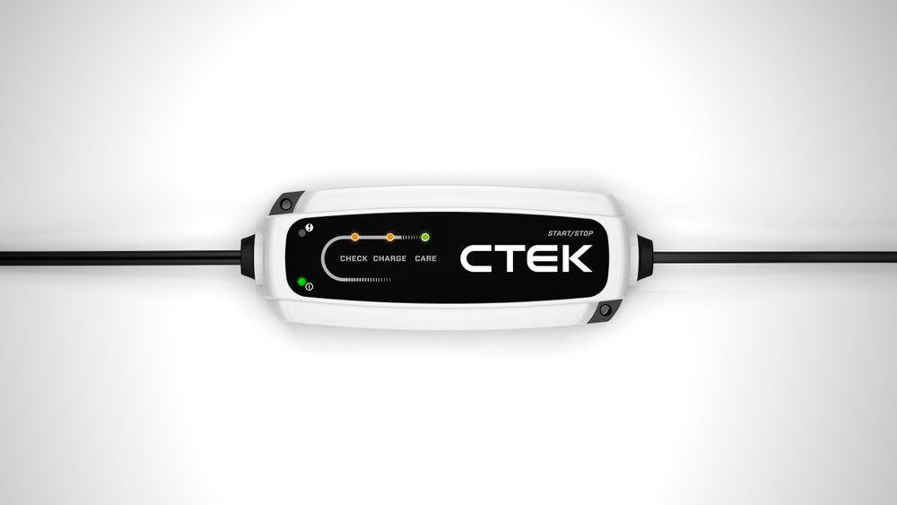 Dagens vinner av julekalenderen får en CTEK batterilader, spesielt utviklet for å lade og vedlikeholde cellene i batterier som brukes i biler med start / stopp-teknologi.