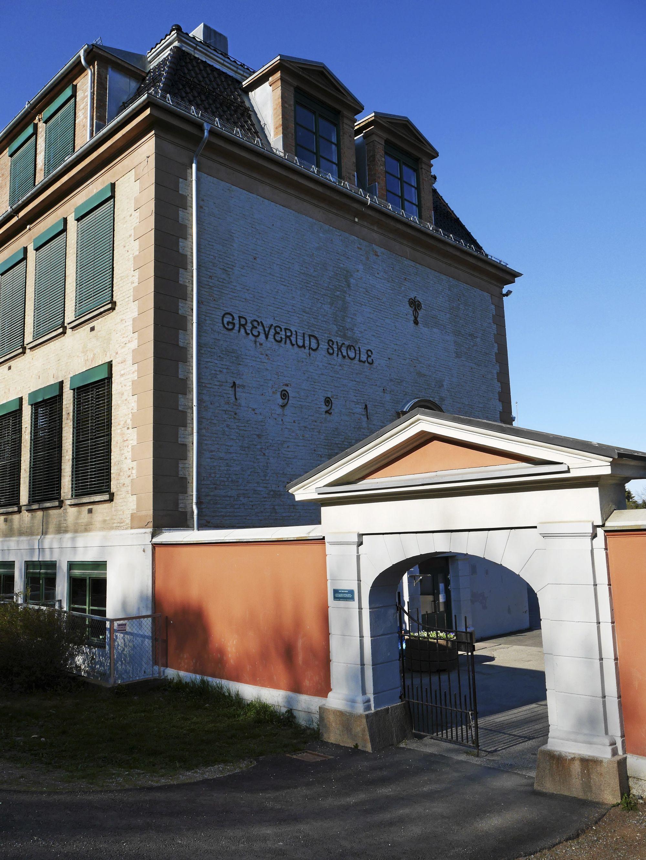 rosenholm skole administrasjonsbygg