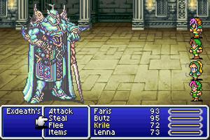 Du Exdeath, betyr navnet ditt at du harjobbet som Døden tidligere?