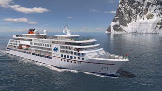 Hapag-Lloyd Cruises har bestilt to luksuscruiseskip på 138 meter med 230 passasjerplasser fordelt på 120 kabiner. Det tyske rederiet er ekstremt opptatt av kvalitet og har som eneste rederi fått karakter 5+ for sine to skip Europa og Europa 2.