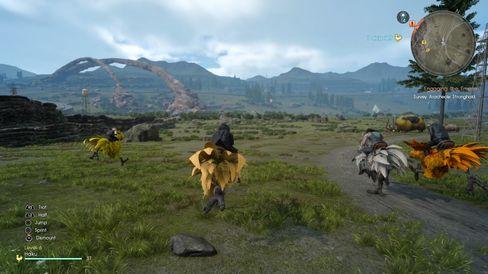 Final Fantasy XV har utmerket seg i høst.