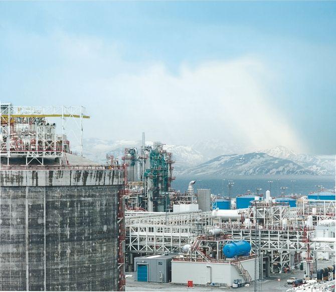 Olje og gass vil bli en stadig viktigere del av verdens energitilbud fremover.