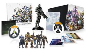 Overwatch Collector's Edition.