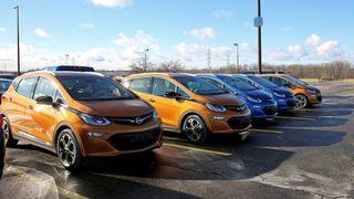 Mange har ventet på Opel Ampera-e.