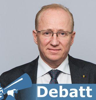 Statssekretær Gjermund Hagesæter (Frp).