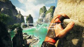 Crytek legger ned studioer. Dette skjermbildet er hentet fra studioets seneste titler, VR-spillet The Climb.