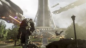 Prøv Call of Duty: Infinite Warfare gratis på konsoll