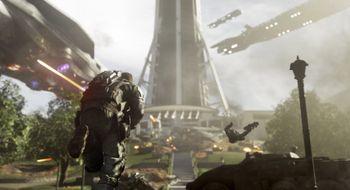 Prøv Call of Duty: Infinite Warfare gratis på konsoll