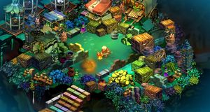 Indie-perlen Bastion er lansert på Xbox One