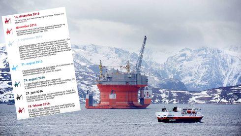 I 2017 skal myndighetene bruke mer penger på å gå det italienske oljeselskapet etter i sømmene