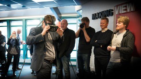 Ny VR-utdanning: – Vi har teknologien. Nå trenger vi innholdet og menneskene som skal jobbe med den