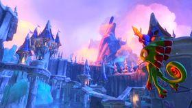 Spillere får likevelikke besøke Yooka-Laylees verden på Wii U.