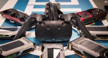 Vi har testet 17 grafikkort i VR