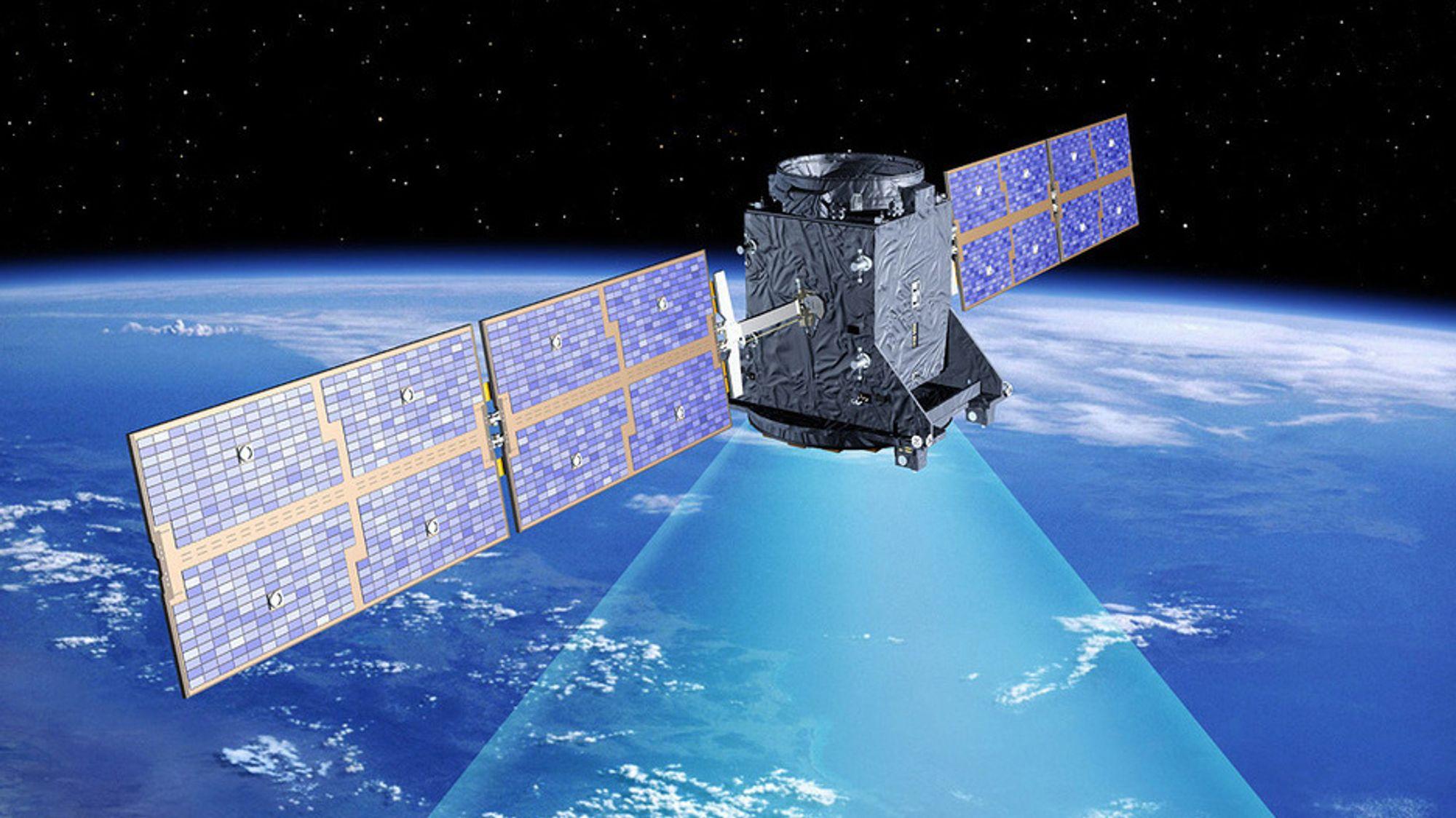 Galileo-satelittene plages av feil med klokkene om bord.