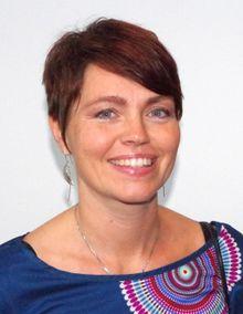 Sjefingeniør Brynhild Snilsberg i Statens vegvesen.