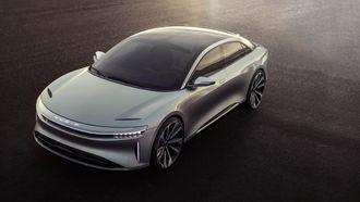 Det koster 25.500 dollar å reservere en av de 255 første bilene fra produksjonslinja.