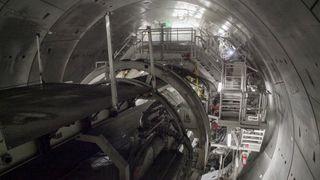 Teslagründeren vil bygge verdens raskeste tunnelboremaskin