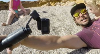 Denne gir deg fjellstø GoPro-video under tøffe forhold