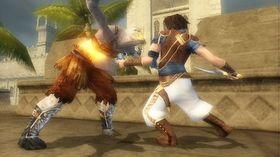 Prince of Persia: The Sands of Time er et av spillene du kan sikre deg.