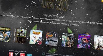 Spillene fra Ubisofts 30-årsjubileum er gratis igjen