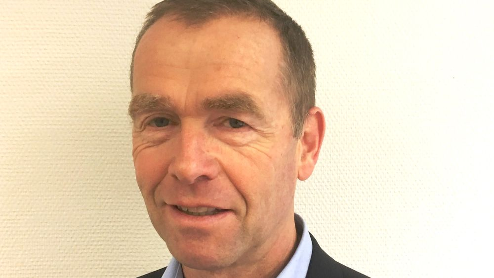 Gunnar Ødegård, administrerende direktør i AxFlow
