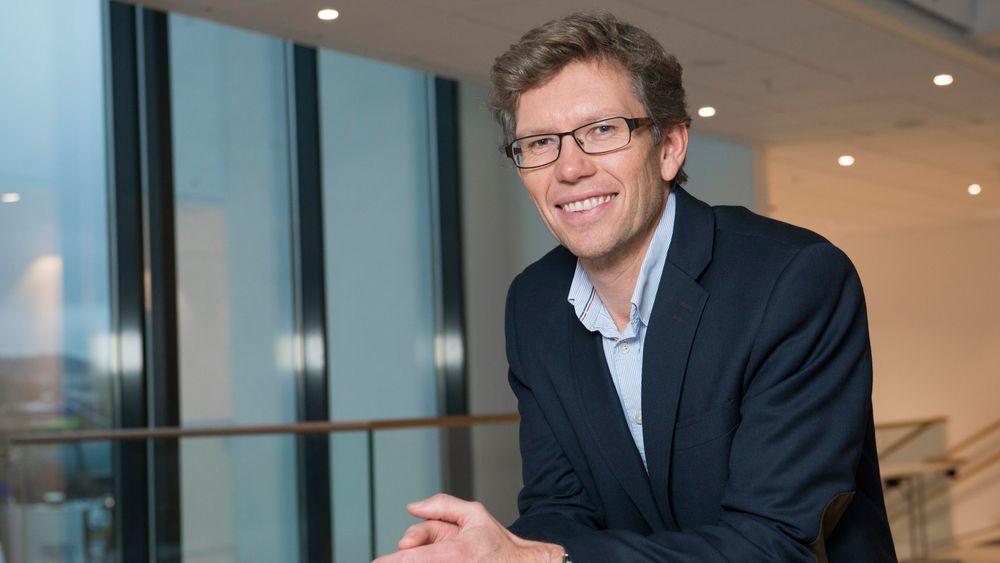 Tore Bakke, leder av Bravida Norge