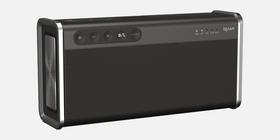 iRoar Go ser slik ut, og er en forholdsvis kompakt Bluetooth-høyttaler.