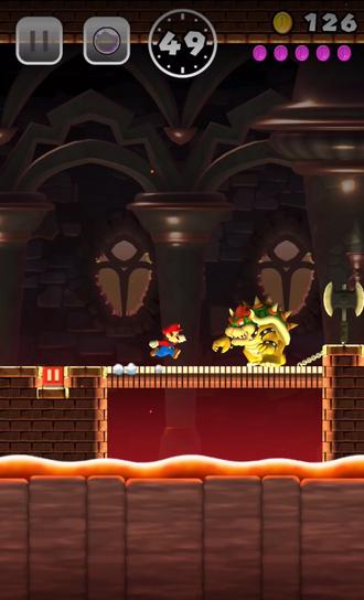Super Mario Run finnes foreløpig bare til iPhone.